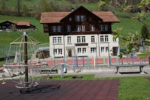 Schulhaus Reudlen